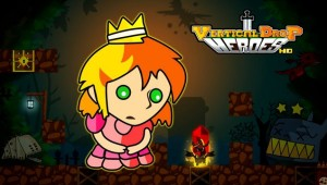 Vertical Drop Heroes HD logo