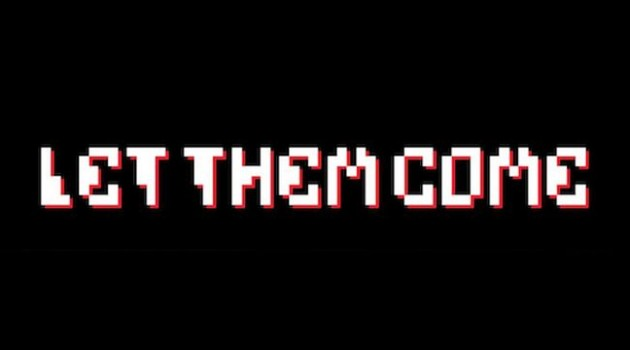 Let Them Come logo