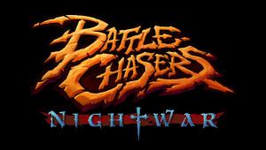 Battle Chasers Nightwar logo