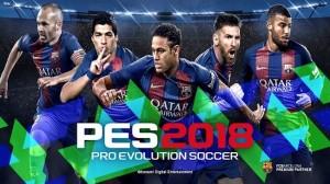 PES 2018 headers