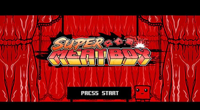 super meat boy switch header