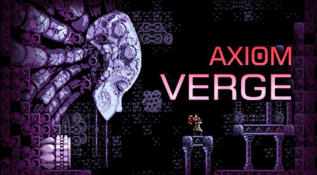 Axiom Verge Switch HEader Review