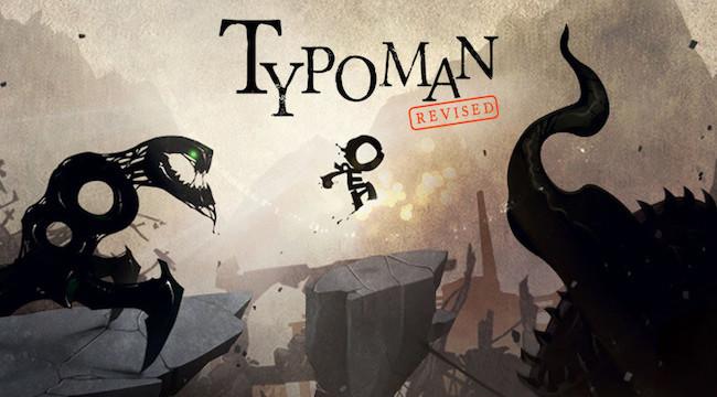 typoman revised header
