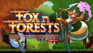 Fox n Forests logo