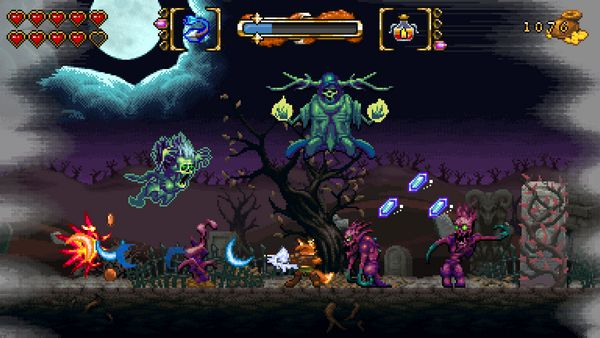 Fox n Forests screen