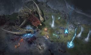 Diablo IV screen
